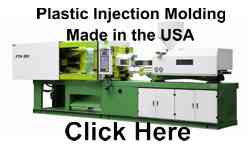 Plastic Molding Made in the USA